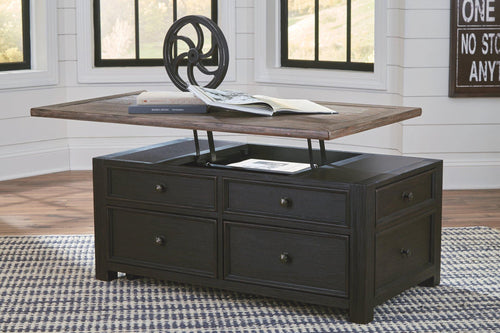 Tyler Creek Coffee Table with Lift Top T736-20 By Ashley Furniture from sofafair