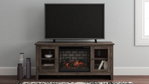 Arlenbry 60 TV Stand with Electric Fireplace W275W3