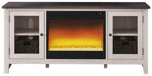 Dorrinson 60 TV Stand with Electric Fireplace W287W2