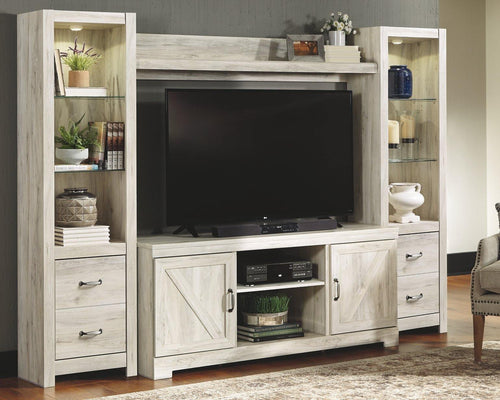 Bellaby 4Piece Entertainment Center W331W2 By Ashley Furniture from sofafair