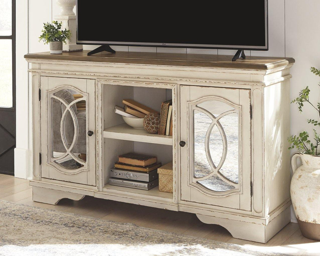 Realyn 62 TV Stand W743-48 By Ashley Furniture from sofafair
