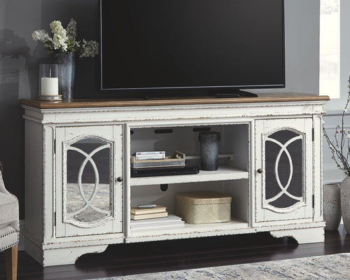 Realyn 74 TV Stand W743-68 By Ashley Furniture from sofafair