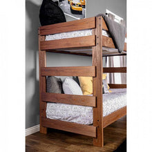 Load image into Gallery viewer, Arlette AM-BK100 Twin/Twin Bunk Bed