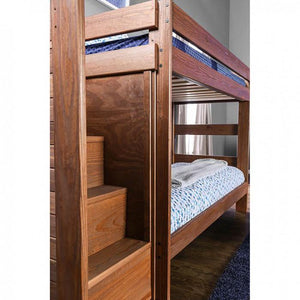 Ampelios AM-BK102 Twin/Twin Bunk Bed