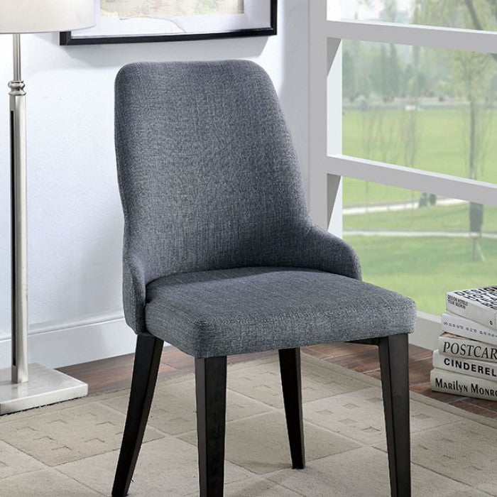 Marge CM-AC5329GY Chair By Furniture Of AmericaBy sofafair.com