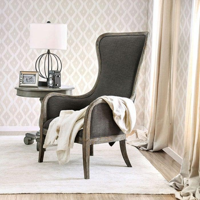 Charlottestown CM-AC6078 Accent Chair By Furniture Of AmericaBy sofafair.com