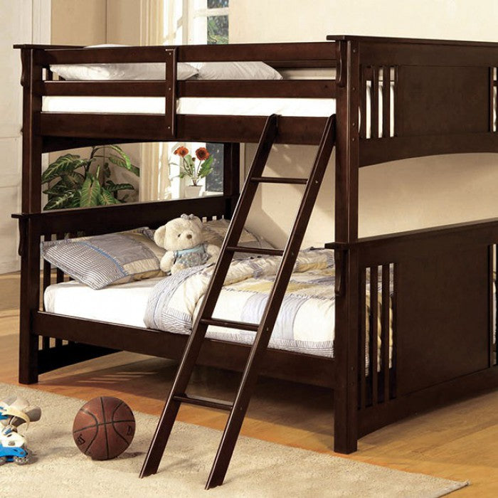 Spring Creek CM-BK603EXP Bunk Bed By Furniture Of AmericaBy sofafair.com