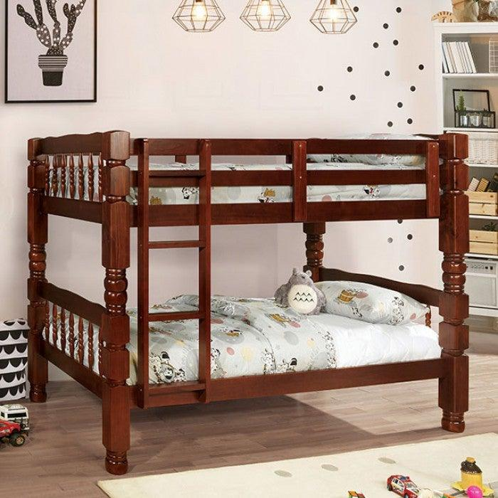 Carolina CM2527CH Bunk Bed By Furniture Of AmericaBy sofafair.com
