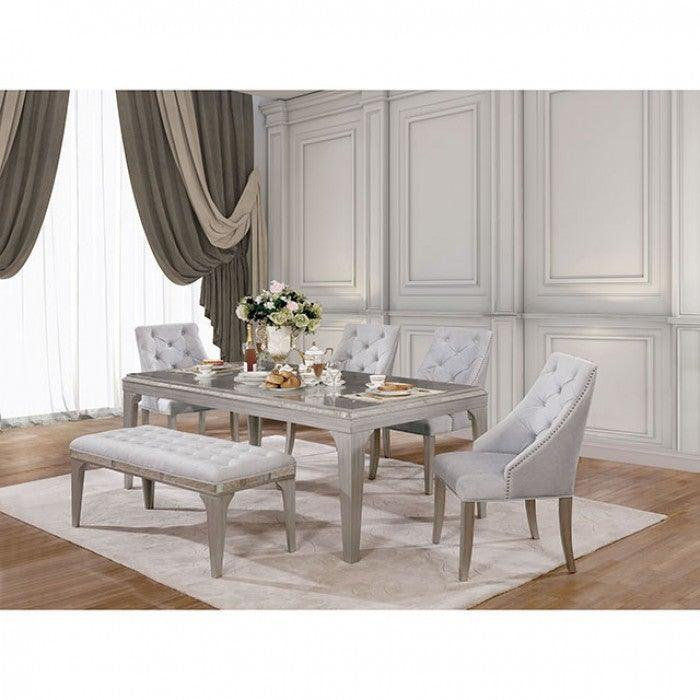 Diocles CM3020T Dining Table By Furniture Of AmericaBy sofafair.com