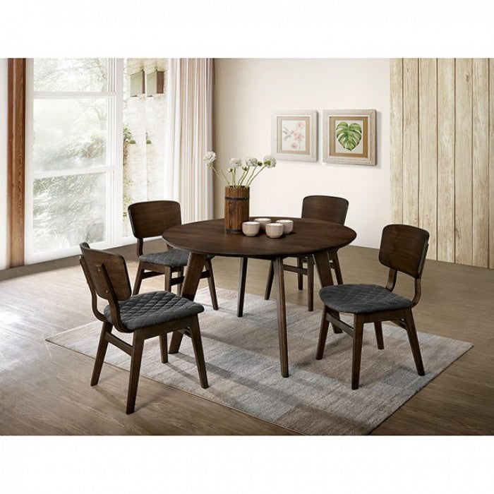 Shayna CM3139RT Round Table By Furniture Of AmericaBy sofafair.com