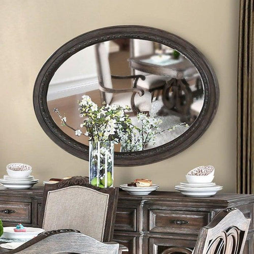 Arcadia CM3150MO Oval Mirror By Furniture Of America from sofafair