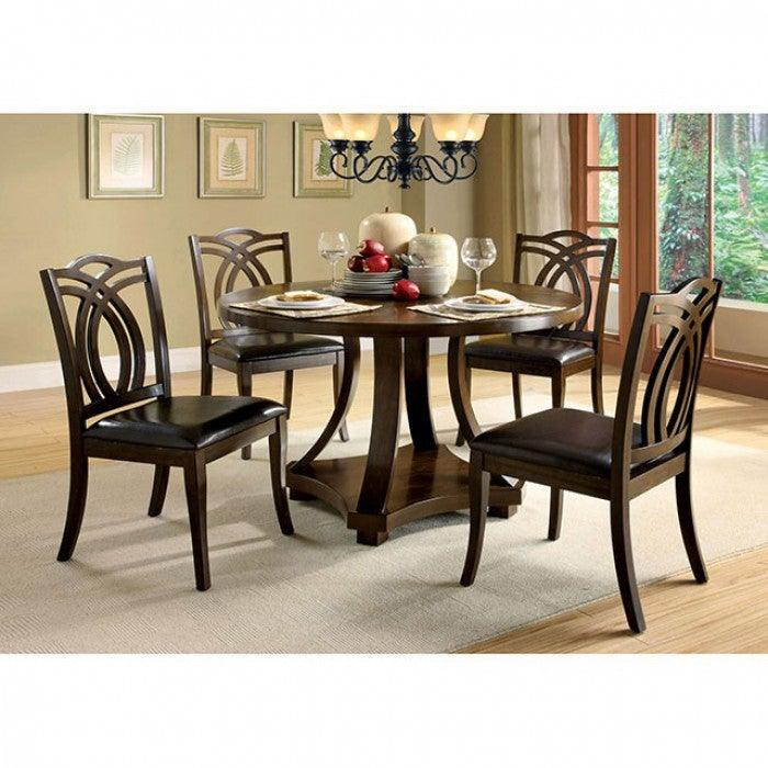 Keukenhof CM3160SC-2PK Side Chair (2/Box) By Furniture Of AmericaBy sofafair.com