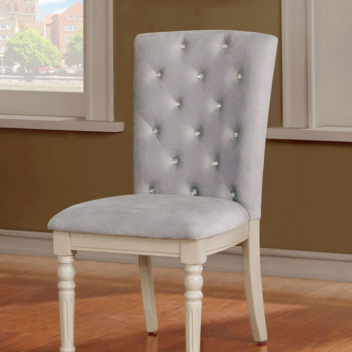 Nembus CM3161SC-2PK Side Chair (2/Ctn) By Furniture Of AmericaBy sofafair.com