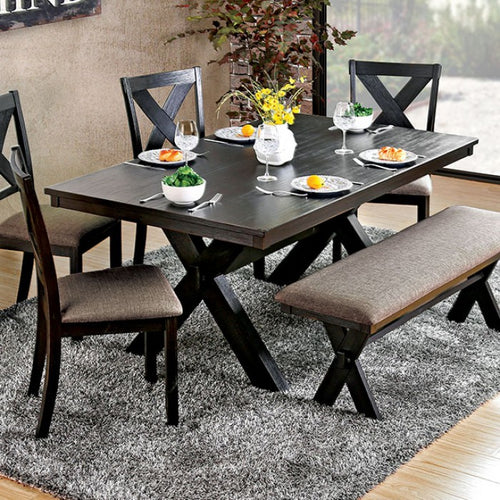 Xanthe CM3172T Dining Table By Furniture Of America from sofafair