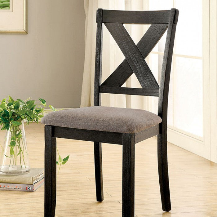 Xanthe CM3175SC-2PK Side Chair (2/Box) By Furniture Of AmericaBy sofafair.com