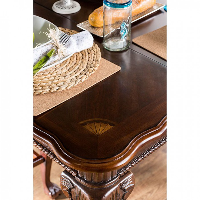 Petersburg CM3185PT Counter Ht. Table By Furniture Of AmericaBy sofafair.com