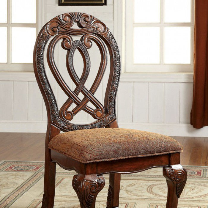 Wyndmere CM3186CH-SC-2PK Side Chair (2/Box) By Furniture Of AmericaBy sofafair.com