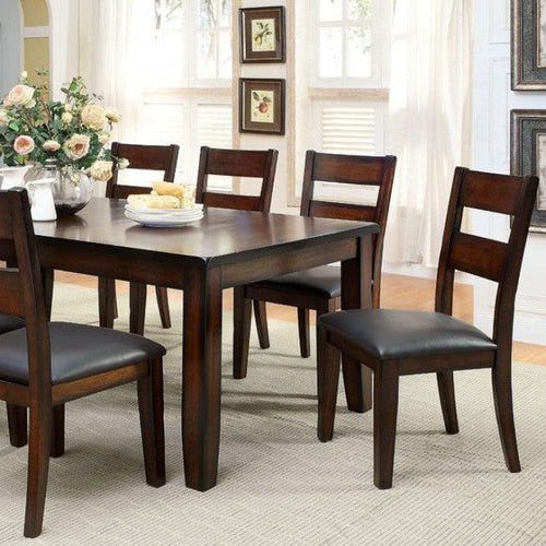 Dickinson I CM3187T Dining Table By Furniture Of America from sofafair