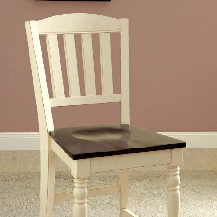 Harrisburg CM3216PC-2PK Counter Ht. Chair (2/Box) By Furniture Of AmericaBy sofafair.com