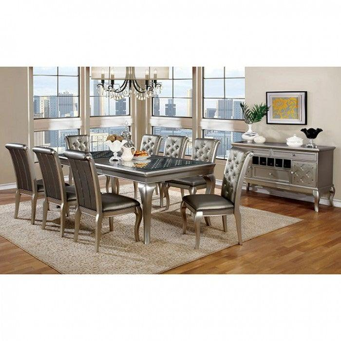Amina CM3219T Dining Table By Furniture Of AmericaBy sofafair.com