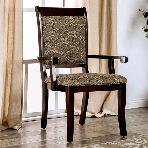 St. Nicholas I CM3224AC-2PK Arm Chair (2/Box) By Furniture Of America from sofafair