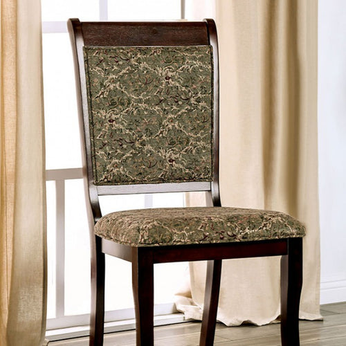 St. Nicholas I CM3224SC-2PK Side Chair (2/Box) By Furniture Of America from sofafair