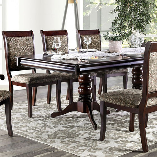 St. Nicholas I CM3224T Dining Table By Furniture Of America from sofafair