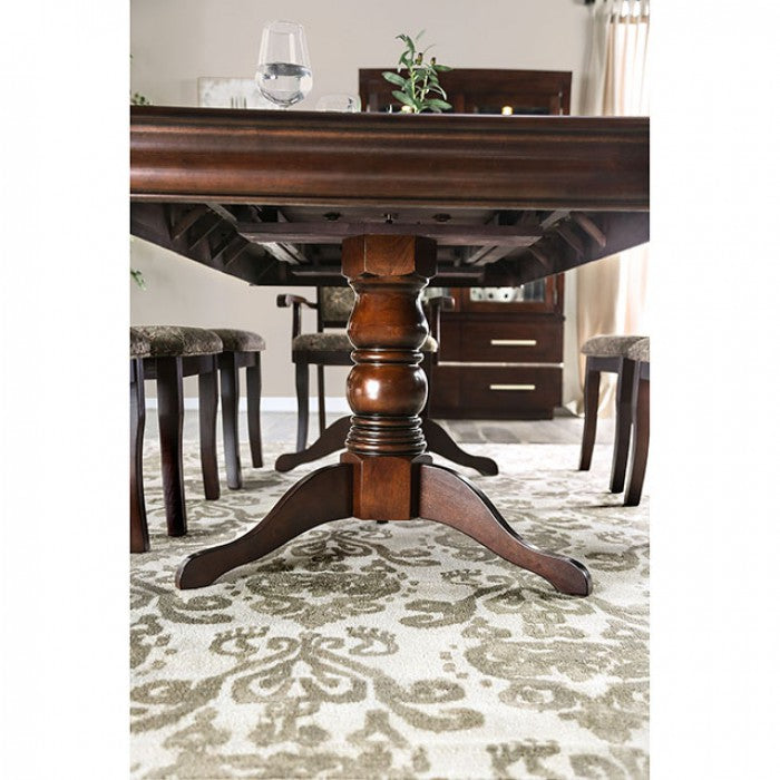 St. Nicholas CM3224T Dining Table By Furniture Of AmericaBy sofafair.com
