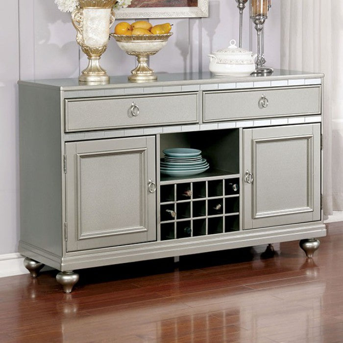 Sarina CM3229SV Server By Furniture Of America from sofafair