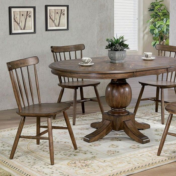 August CM3305OT Dining Table By Furniture Of AmericaBy sofafair.com