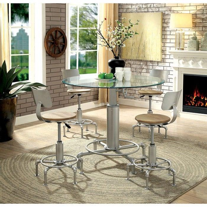 Helene CM3378RT Dining Table By Furniture Of AmericaBy sofafair.com