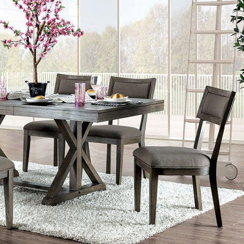 Leeds CM3387T Dining Table By Furniture Of America from sofafair