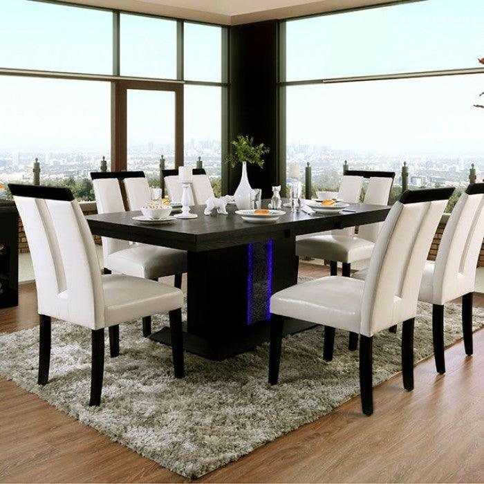 Evangeline CM3394T Dining Table By Furniture Of AmericaBy sofafair.com