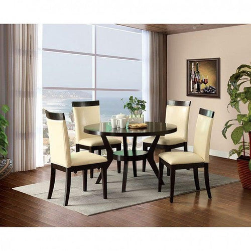 Downtown I CM3424T-set-5pcs Dining table set