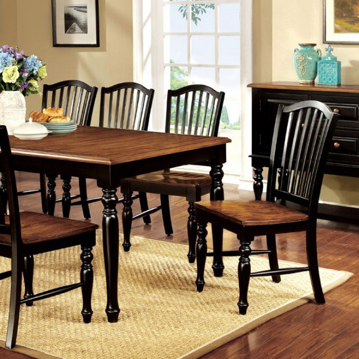 Mayville CM3431T Dining Table By Furniture Of AmericaBy sofafair.com