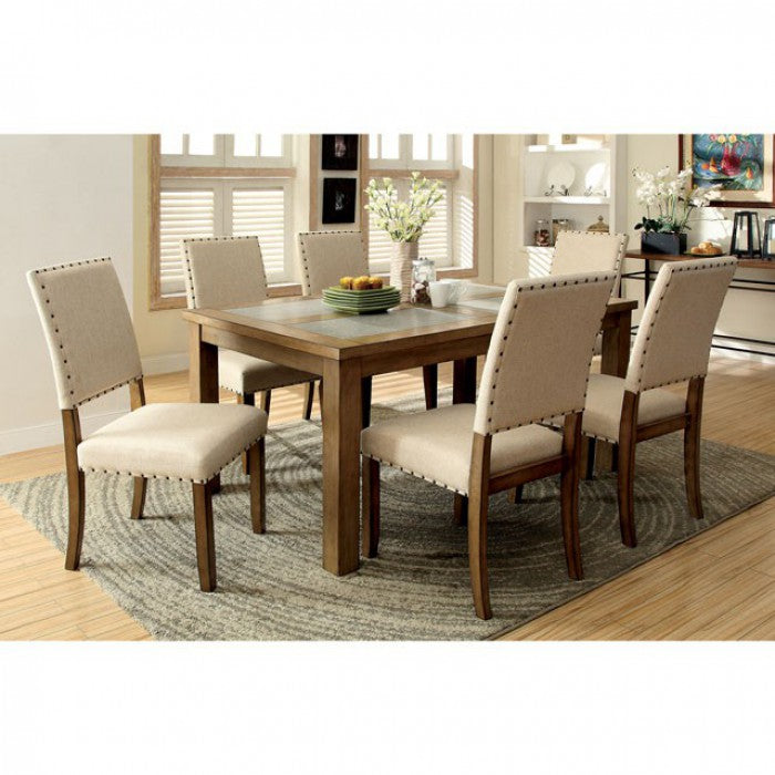 Melston CM3531T Dining Table By Furniture Of AmericaBy sofafair.com