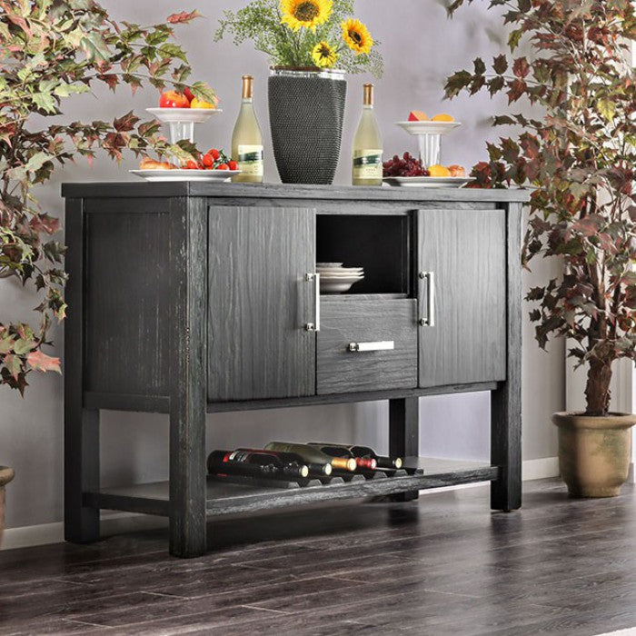 Thomaston CM3543SV Server By Furniture Of AmericaBy sofafair.com
