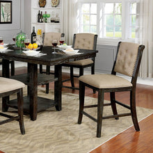 Load image into Gallery viewer, Patience CM3576WN-PT Counter Ht. Table By Furniture Of America from sofafair