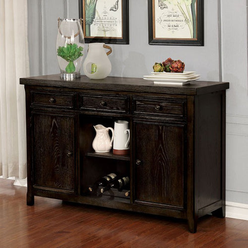 Patience CM3577WN-SV Server By Furniture Of America from sofafair