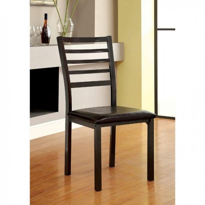 Colman CM3615SC-4PK-KD Side Chair (4/Box) By Furniture Of AmericaBy sofafair.com