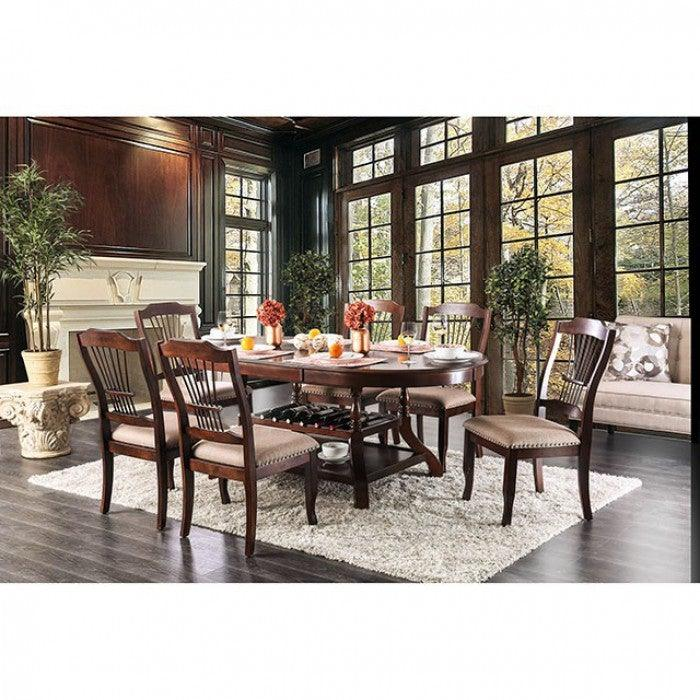 Jordyn CM3626T Dining Table By Furniture Of AmericaBy sofafair.com