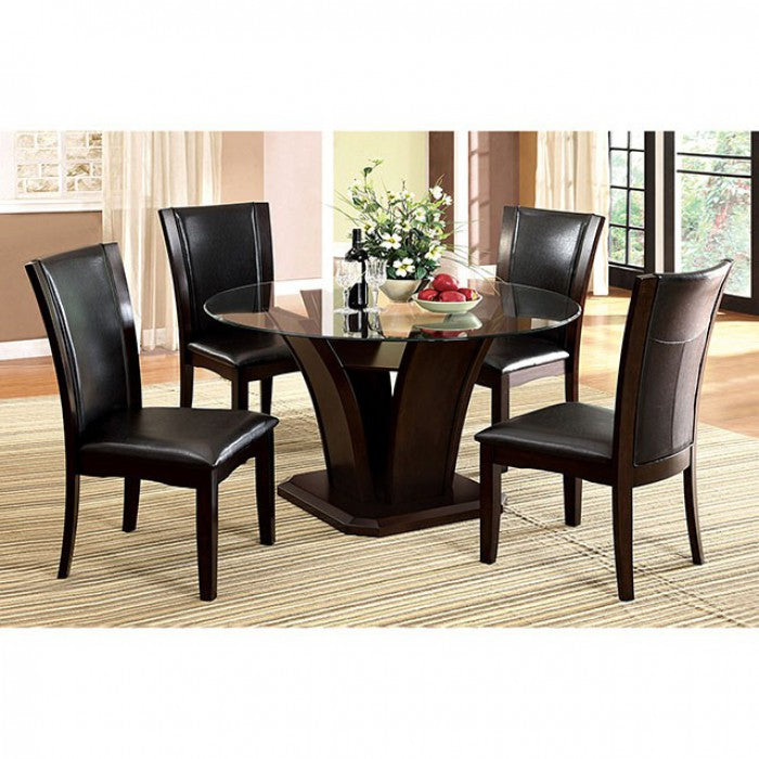 Manhattan CM3710RT Dining Table By Furniture Of AmericaBy sofafair.com