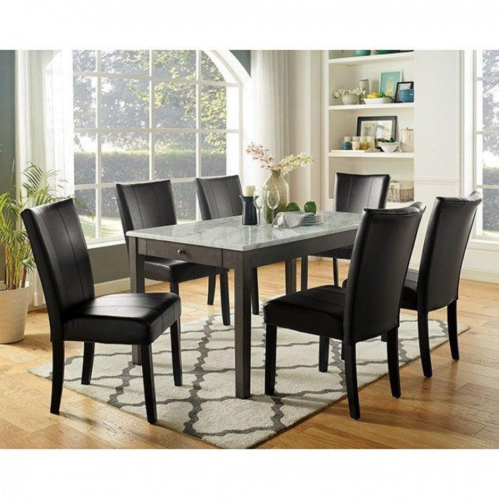 Abia CM3732T Dining Table By Furniture Of AmericaBy sofafair.com