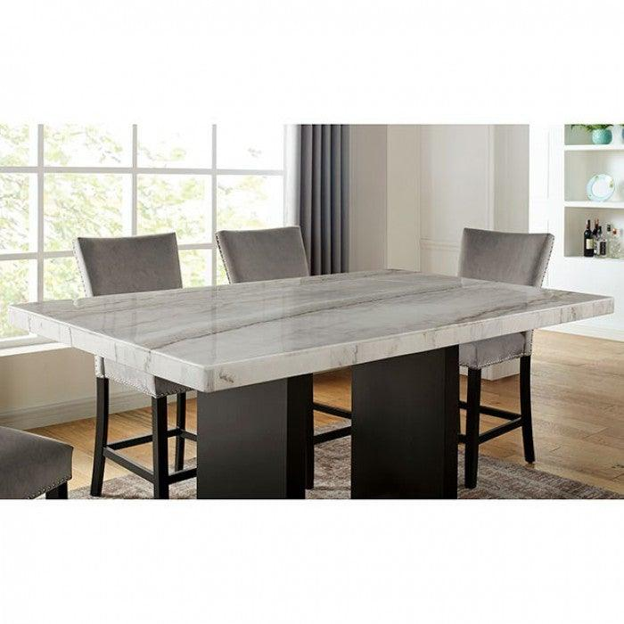 Kian CM3744PT Counter Ht. Table By Furniture Of AmericaBy sofafair.com