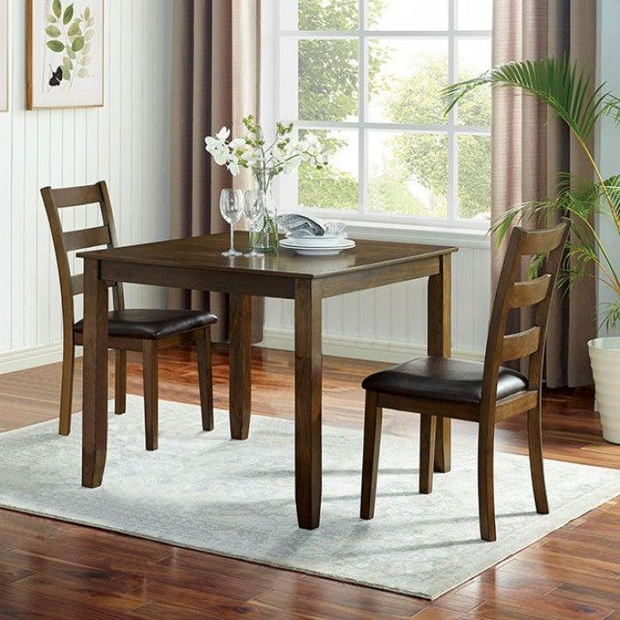 Gracefield CM3770T-3PK 3 Pc. Dining Table Set By Furniture Of AmericaBy sofafair.com