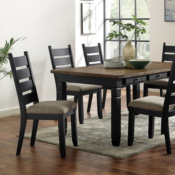 Lynn Lake CM3783T Dining Table By Furniture Of AmericaBy sofafair.com