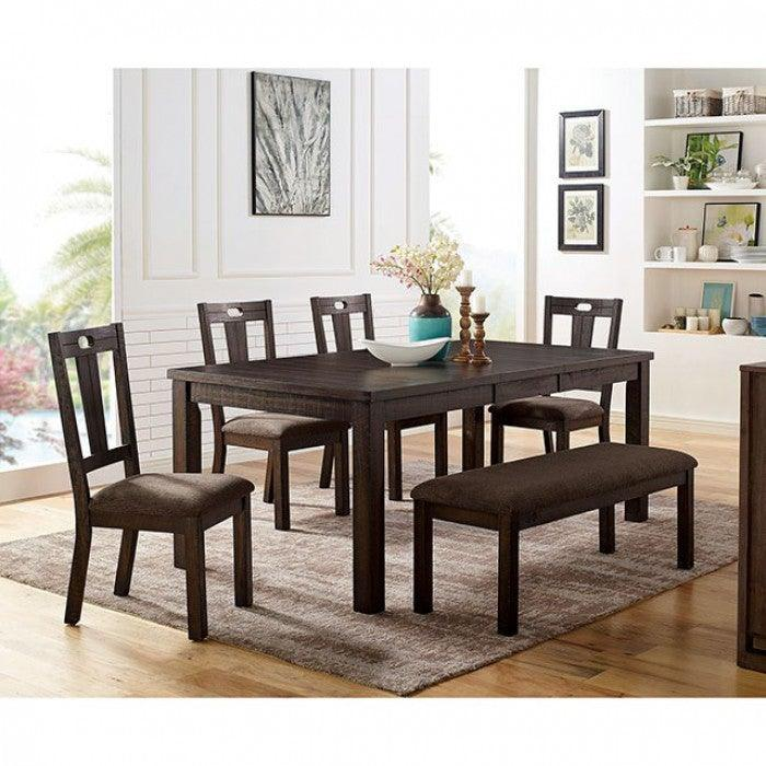 Burton CM3790T Dining Table By Furniture Of AmericaBy sofafair.com