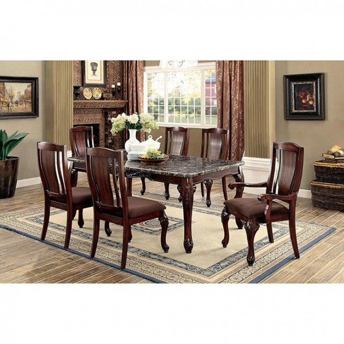 Johannesburg CM3873AC-2PK Arm Chair (2/Box) By Furniture Of AmericaBy sofafair.com