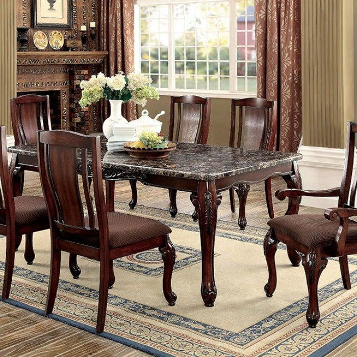 Johannesburg CM3873T Dining Table By Furniture Of AmericaBy sofafair.com