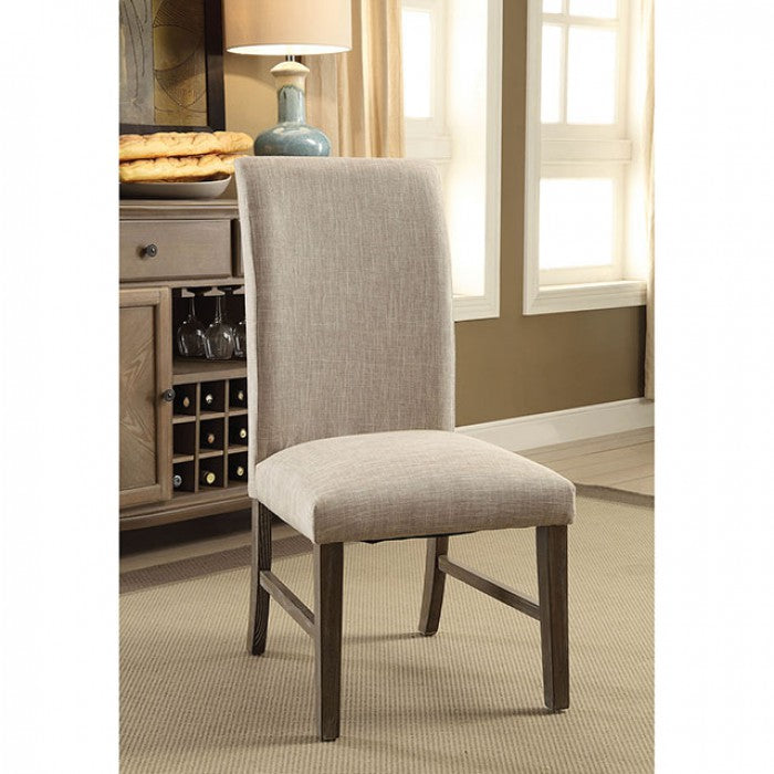 Siobhan CM3874A-SC-2PK Side Chair (2/Ctn) By Furniture Of AmericaBy sofafair.com